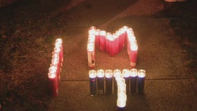 Community vigil held for 2 young Paulsboro brothers who died following house fire