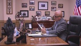 Camden Mayor Frank Moran stepping down 9 months before first term ends