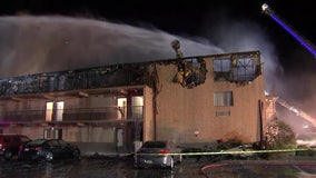 4-alarm fire tears through Gloucester Township hotel, no injuries reported