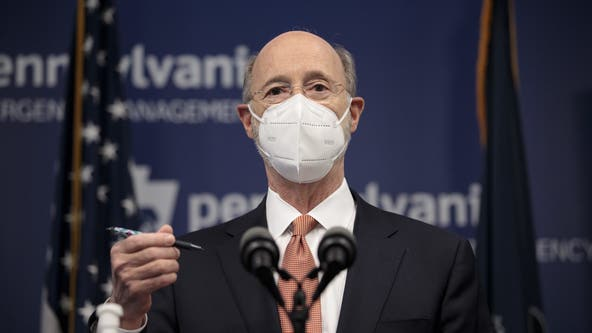 Gov. Wolf, task force urge lawmakers to promote COVID vaccination