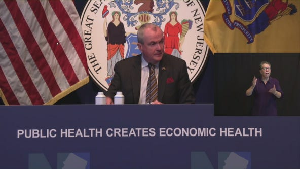 NJ Gov. Murphy 'might' consider money as COVID-19 vaccine incentive