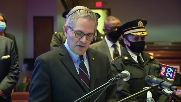 4 arrested after Gun Violence Task Force investigation, DA Krasner announces