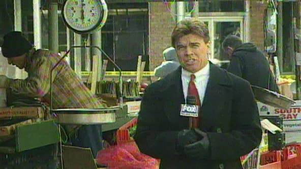FOX 29 celebrates Steve Keeley's 25th Anniversary with the station