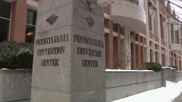 City, federal officials to tour mass vaccination site at Pennsylvania Convention Center