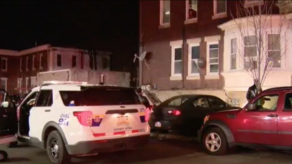 Police: Boy, 2, safe after woman steals car, crashes in Olney