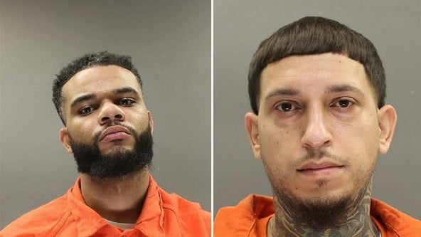 2 Philadelphia men charged in fatal crash on Tacony-Palmyra Bridge