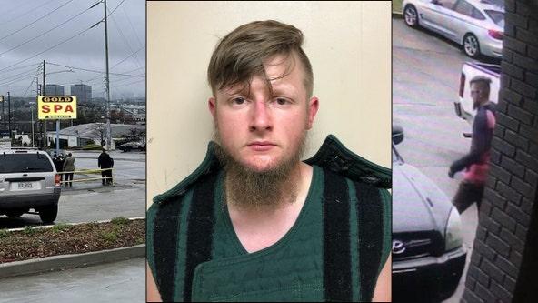 Atlanta-area spa shooting suspect to enter plea in Fulton County killings