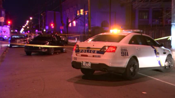 Police: Man shot multiple times in vehicle in North Philadelphia