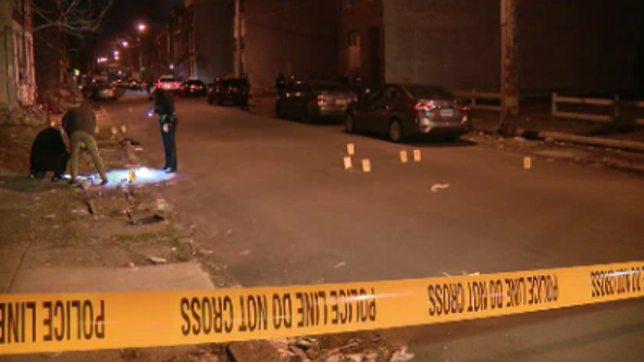 Police: 14-year-old shot in North Philadelphia