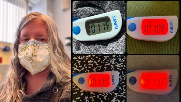 'Today is day 353': Woman takes 189 pills a week nearly 1 year after COVID-19 diagnosis to combat symptoms