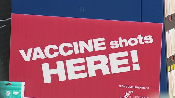 Montgomery County pharmacy working to administer second vaccine dose after delayed shipments