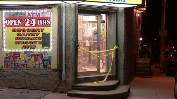 Police: ATM stolen from inside convenience store in Brewerytown