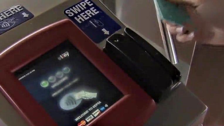 SEPTA Key Card Travel Wallet