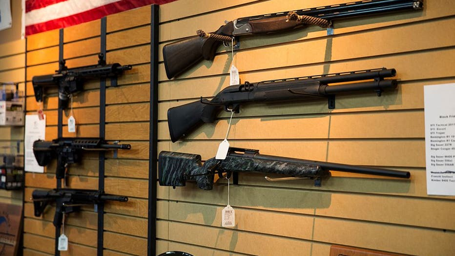 Blue Ridge Arsenal Gun Store