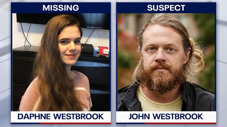 daphne john westbrook