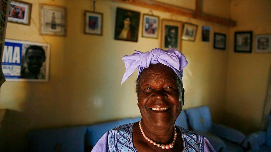 Barak Obama's Grandmother Awaits Super Tuesday Results