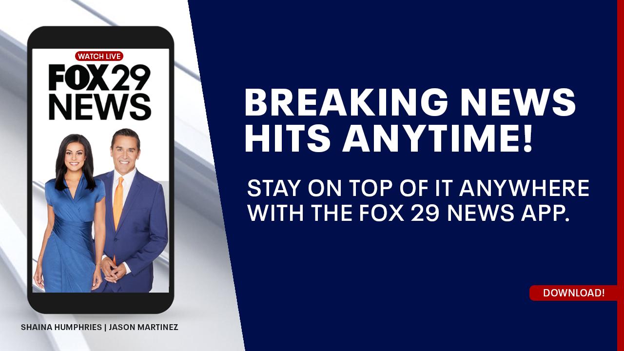 Download the FOX 29 News app!