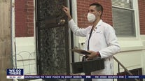 Philadelphia nurse practitioner making sure those who need COVID vaccines get them and all in his own time