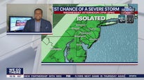 Weather Authority: Storms Wednesday afternoon ahead of cold front