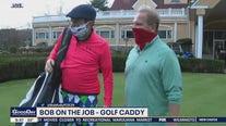 Bob on the Job: Golf Caddy