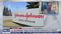 """U.S. recommends """"pause"""" for Johnson and Johnson vaccine over blood clots reports"""