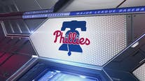 Phils' 5-game win streak ended by Pirates; Atlanta on deck