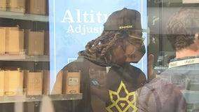 Marshawn Lynch is bud tender on 4/20 to lift up 'as many people as he can'