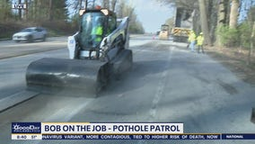 Bob on the Job: Pothole Patrol with PennDot
