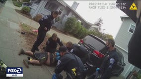 Experts on deadly Alameda struggle: Officers trained not to keep hand-cuffed people face down