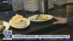 J. Alexander's Restaurant for King of Prussia Restaurant Week