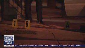 City leaders address gun violence, while reporting suspect in three different murders in custody