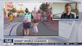 Disney World changes amid the pandemic