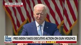 President Biden announces initial actions to address gun violence as public health epidemic
