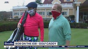 Bob on the Job: Golf Caddy