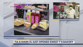 First permanent black-owned bakery opens at Reading Terminal