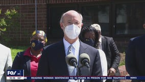 Gov. Wolf visits Philadelphia for roundtable discussion addressing rise in gun violence