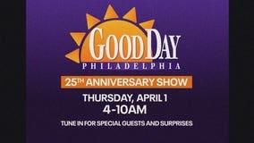 Good Day Philadelphia celebrates 25 years