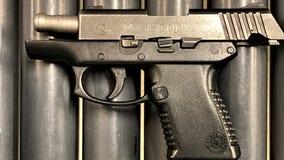 Loaded, stolen handgun found in carry-on bag at Philadelphia International Airport, TSA says