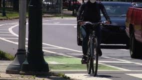 Philadelphia begins work on bike lane improvements days after cyclist killed