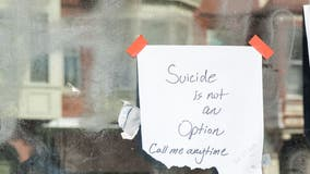 US suicides fell nearly 6% in 2020, defying COVID-19 pandemic expectations
