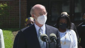 'Unacceptable': Gov. Wolf visits Philadelphia for roundtable discussion addressing rise in gun violence