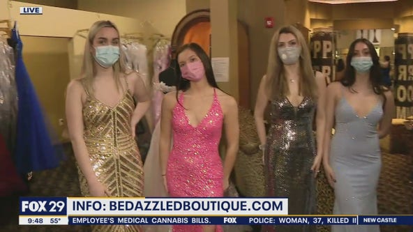 Getting ready for prom season with Bedazzled Boutique