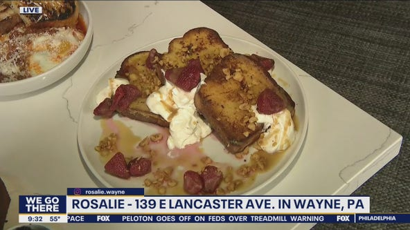 Rosalie restaurant offers brunch just in time for Mother's Day