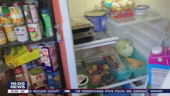 Community fridges serve those in need in Philadelphia's food deserts