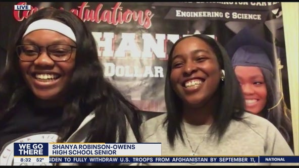 Philadelphia student who received more than 1 million dollars in scholarships selects her school