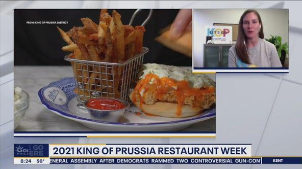 2021 King of Prussia Restaurant Week