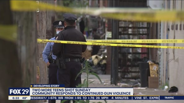 Community responds to continued gun violence