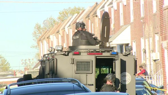 Man shot and killed leads to brief barricade situation in Frankford, officials say