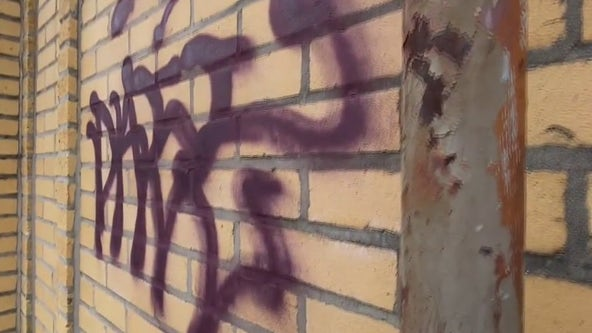 Series of graffiti incidents frustrates business owners in Collingdale
