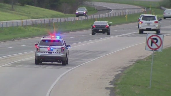 Doylestown Township police stop aggressive drivers during campaign to reinforce safety on roads